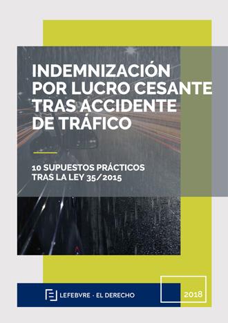 Indemnización por lucro cesante tras accidente de tráfico