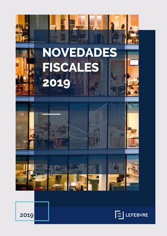 Cuaderno Novedades Fiscales 2019