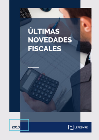 Últimas novedades fiscales 2018