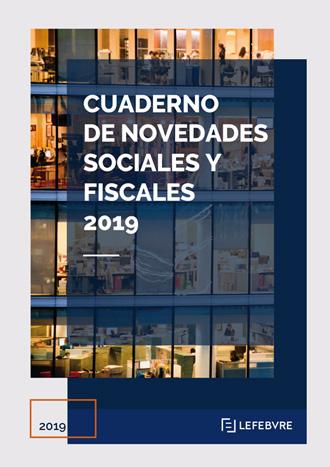 Cuaderno de Novedades Sociales y Fiscales 2019