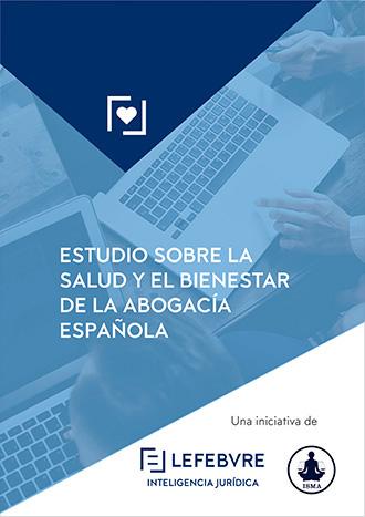 Estudio de la salud y bienestar de la abogacía española