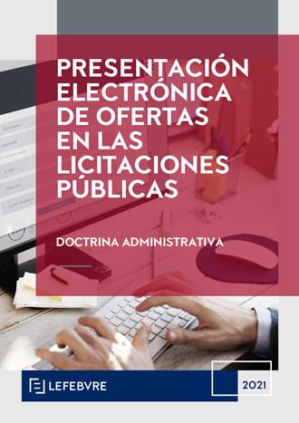Presentación electrónica de ofertas en las licitaciones públicas