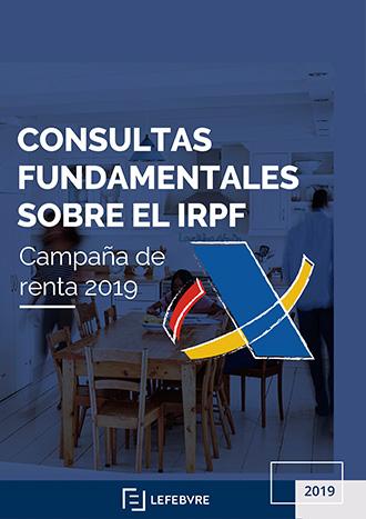 Consultas fundamentales sobre el IRPF