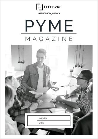 PYME Magazine Otoño 2019