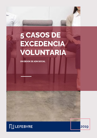 Cinco casos de excedencia voluntaria