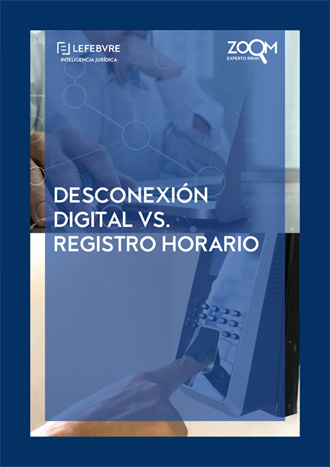 Desconexión Digital vs. Registro Horario