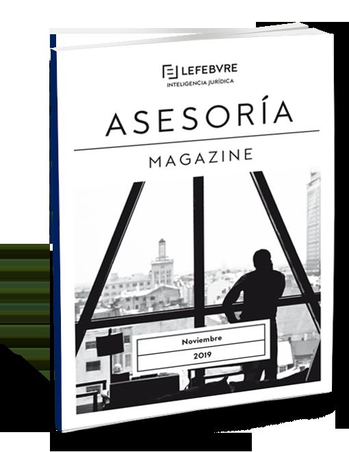 ASESORIA MAGAZINE NOVIEMBRE