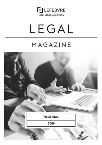 LEGAL MAGAZINE NOVIEMBRE