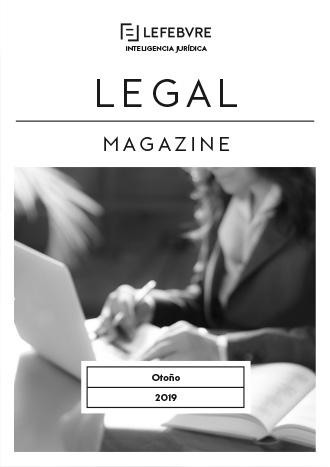 EL Derecho Magazine Otoño 2019