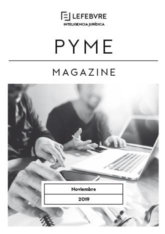 PYME Magazine noviembre 2019