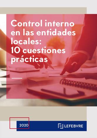 Control interno de las entidades locales