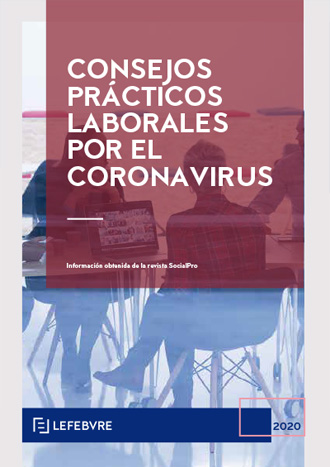 Consejos Prácticos Laborales por el Coronavirus