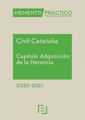 Adquisición de la Herencia - Cataluña.