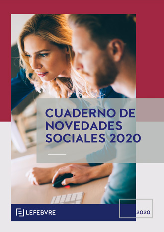 Cuaderno de novedades sociales 2020