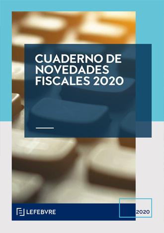 Cuaderno de novedades fiscales 2020