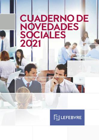 Cuaderno de novedades sociales 2021