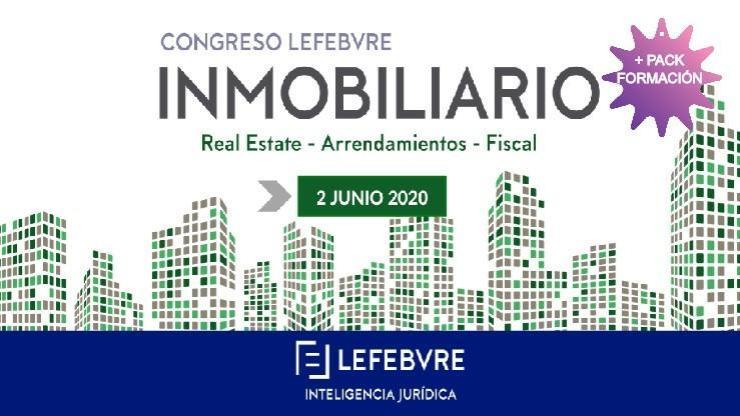 Encuentro Lefebvre  Inmobiliario +  jornadas de actualización técnica