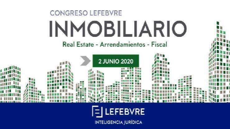 A tu aire: Congreso Lefebvre  Inmobiliario
