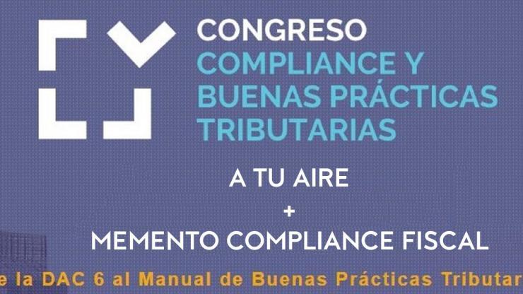 A tu aire: congreso compliance y buenas prácticas tributarias (pack: a tu aire + memento Compliance fiscal. Buenas prácticas tributarias)